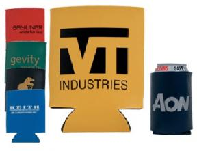 promotional can coolers